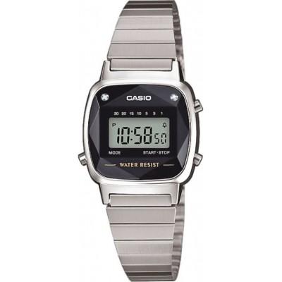 Zegarek CASIO LA670WEAD-1EF Retro