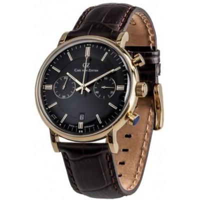 Zegarek CARL VON ZEYTEN Buchlot CVZ0037GBK