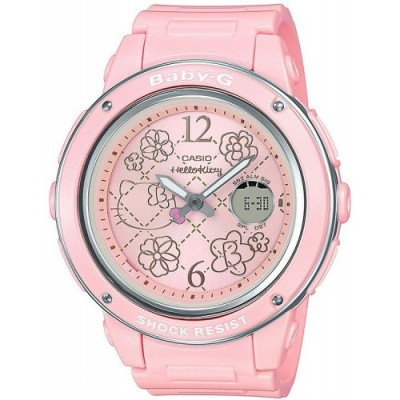 Zegarek CASIO Baby-G BGA-150KT-4BER Hello Kitty