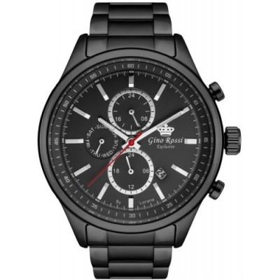 Zegarek GINO ROSSI Exclusive E11658B-1A5