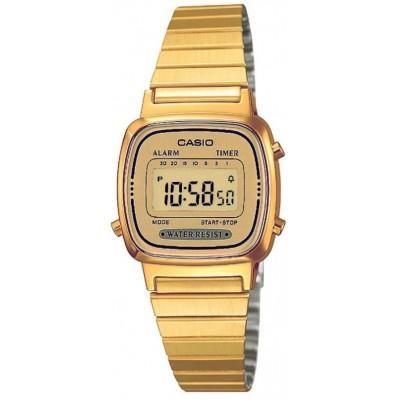 Zegarek CASIO LA670WGA-9D Retro
