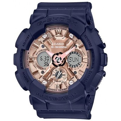 Zegarek CASIO G-SHOCK GMA-S120MF-2A2ER