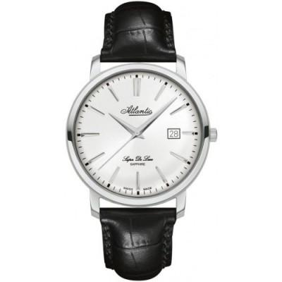 Zegarek ATLANTIC 64351.41.21 Super de Luxe Sapphire