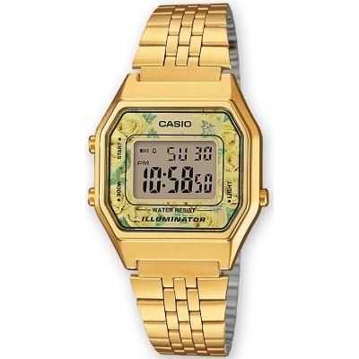 Zegarek CASIO Retro Classic LA680WEGA-9CEF