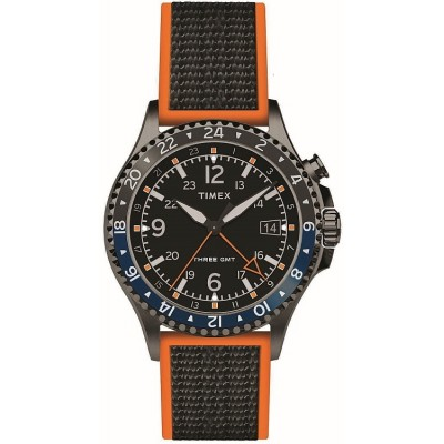 Zegarek TIMEX Allied Three GMT TW2R70600