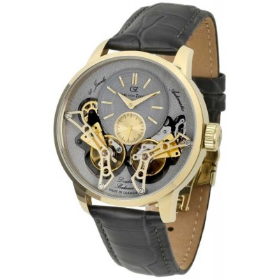 Zegarek CARL VON ZEYTEN CVZ0064GGY Automatik Oberkirch