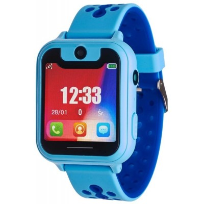 Smartwatch GARETT Kids NICE niebieski