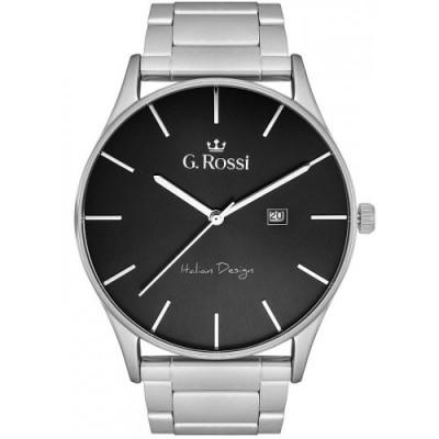 Zegarek GINO ROSSI G.R7028B2-1C1 Lorenzo Black