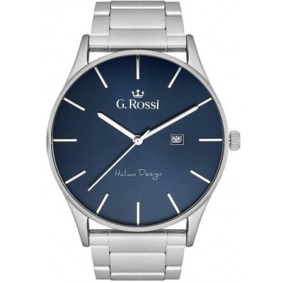 Zegarek G.ROSSI G.R7028B2-6C1 Lorenzo Blue