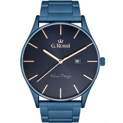 Zegarek GINO ROSSI G.R7028B2-6F3 Lorenzo N.Blue