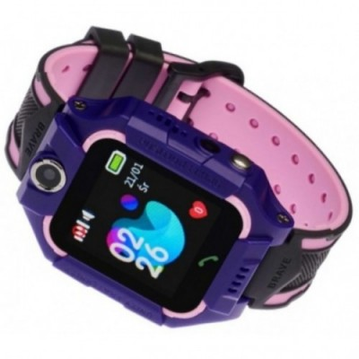 SMARTWATCH GARETT KIDS PLAY FIOLETOWY
