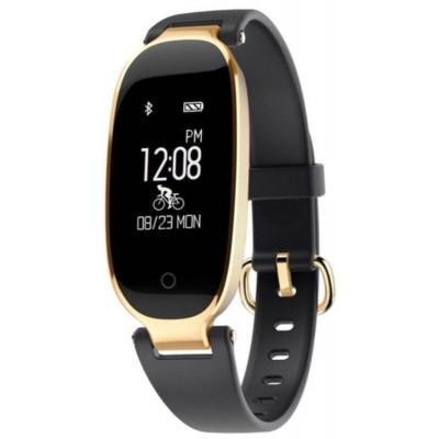 Smartwatch GARETT WOMEN DIANA czarno-złoty
