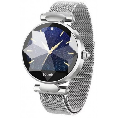 Smartwatch GARETT WOMEN LISA SREBRNY