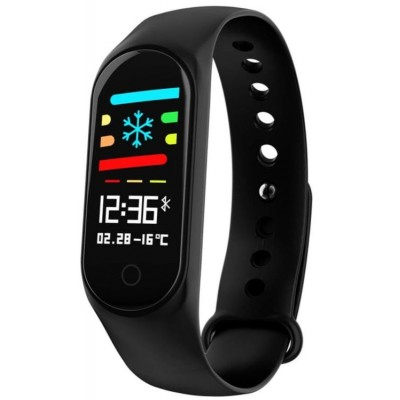 Smartband OPASKA GARETT FIT 7 PLUS czarna
