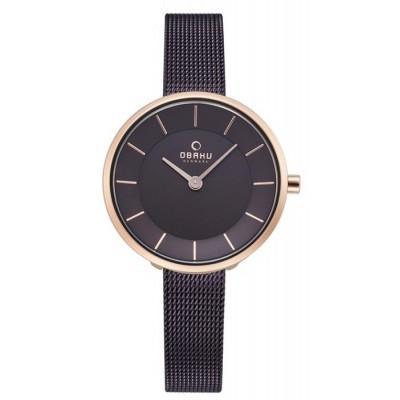 Zegarek OBAKU  V226LXVNMN Merian Walnut