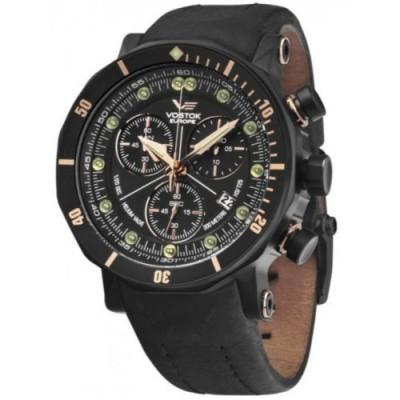 Zegarek VOSTOK EUROPE 6S30-6203211  Lunokhod-2 Chrono