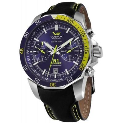 Zegarek VOSTOK EUROPE  6S21-2255253 Rocket N-1Chrono