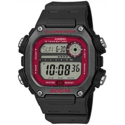 Zegarek CASIO DW-291H-1BVEF Sport