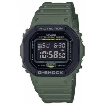 Zegarek CASIO G-SHOCK DW-5610SU-3ER Original Layered Bezel