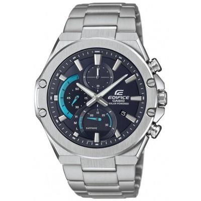 Zegarek CASIO Edifice EFS-S560D-1AVUEF Sapphire Chronograph Solar Premium