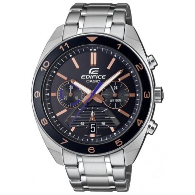 Zegarek CASIO Edifice EFV-590D-1AVUEF Momentum Chronograph
