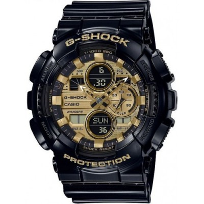 Zegarek CASIO G-SHOCK GA-140GB-1A1ER Gold
