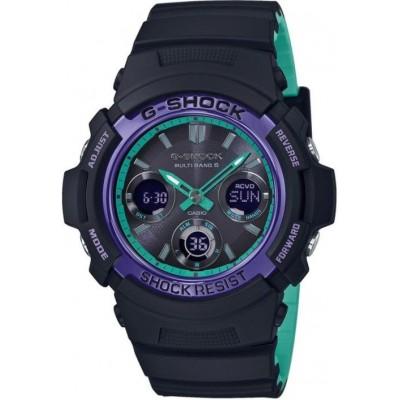 Zegarek CASIO G-SHOCK AWG-M100SBL-1AER