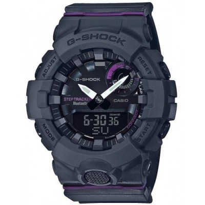 Zegarek CASIO G-SHOCK GMA-B800-8AER G-squad Step tracker