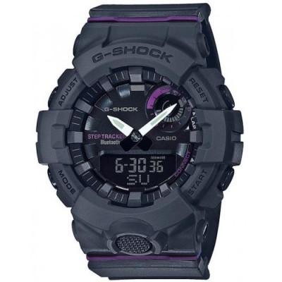 Zegarek CASIO G-SHOCK GMA-B800-8AER G-squad Step tracker
