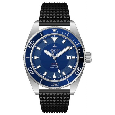 Zegarek ATLANTIC 80771.41.51PU Mariner Automatic