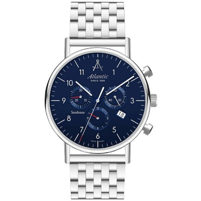Zegarek ATLANTIC 60457.41.55 Seabase Chrono