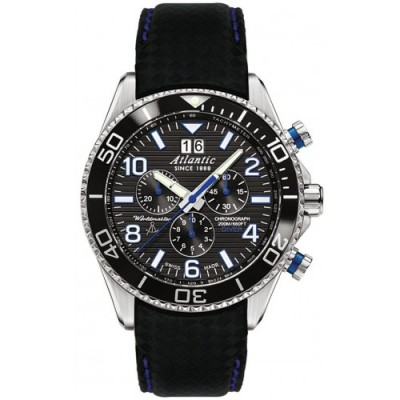 Zegarek ATLANTIC 55470.47.65BC Worldmaster Chrono Diver