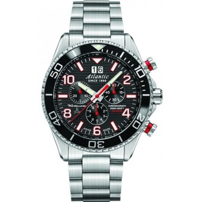 Zegarek ATLANTIC 55475.47.65R Worldmaster Chrono Diver