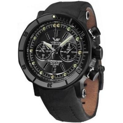 Zegarek VOSTOK EUROPE 6S21-620E529 Lunokhod