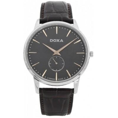Zegarek DOXA 105.10.101R.02 Slim Line