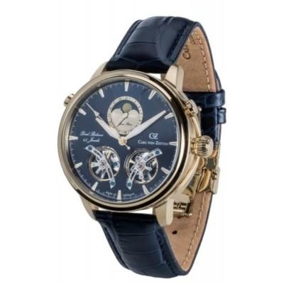 Zegarek CARL VON ZEYTEN CVZ0060GBL Durbach