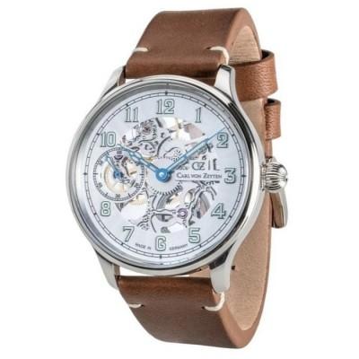 Zegarek CARL VON ZEYTEN CVZ0021WH Lahr