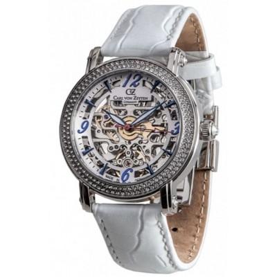 Zegarek CARL VON ZEYTEN CVZ0061WH Wolfach