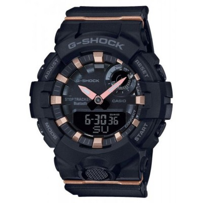 Zegarek CASIO G-SHOCK GMA-B800-1AER G-squad Step tracker
