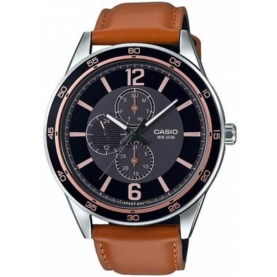 Zegarek CASIO MTP-E319L-1BV
