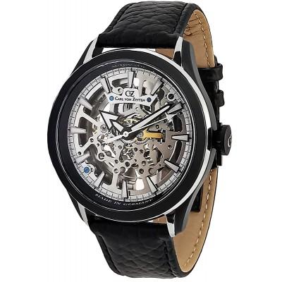 Zegarek CARL VON ZEYTEN CVZ0065 BKWH