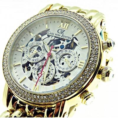 Zegarek CARL VON ZEYTEN CVZ0062 GWHM