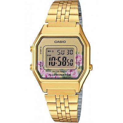 Zegarek CASIO LA680WGA-4C
