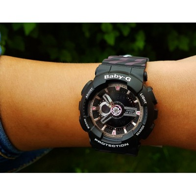 Zegarek CASIO BA-110CH-1AER