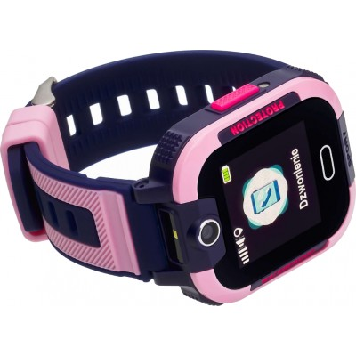 Smartwatch GARETT KIDS 4You RT różowy