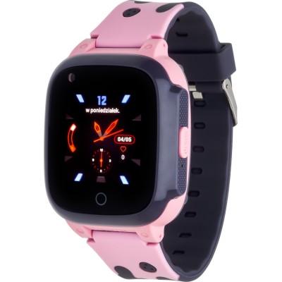 Smartwatch GARETT KIDS SPARK 4G RT Różowy