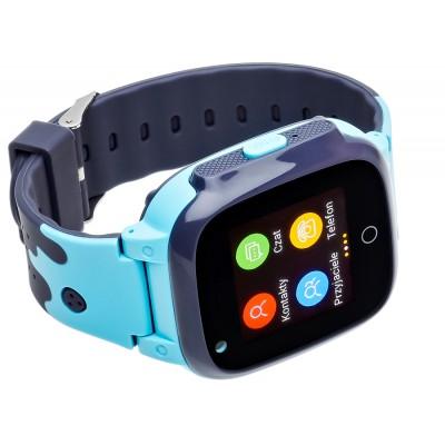 Smartwatch GARETT KIDS SPARK 4G RT niebieski