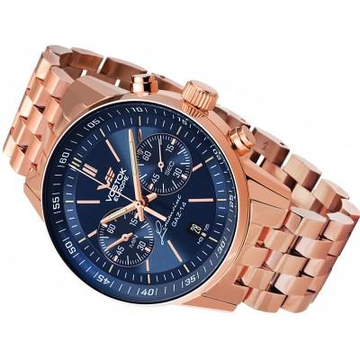 Zegarek VOSTOK EUROPE 6S21-565B596B