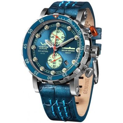 Zegarek VOSTOK EUROPE VK61-571A610