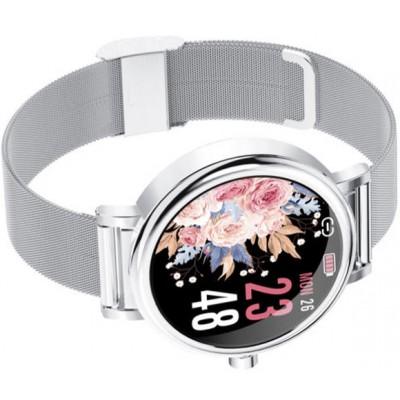 Smartwatch RUBICON RNBE64SIBX05AX